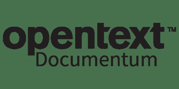 Logo | Target Platform | OpenText Documentum