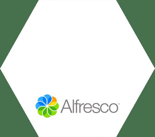 Logo | Hexagon | Alfresco
