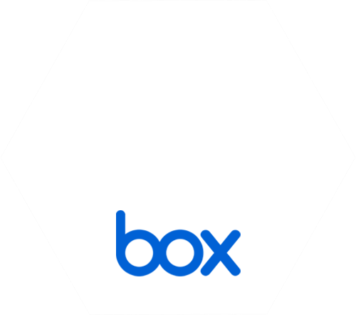 Logo | Hexagon | Box