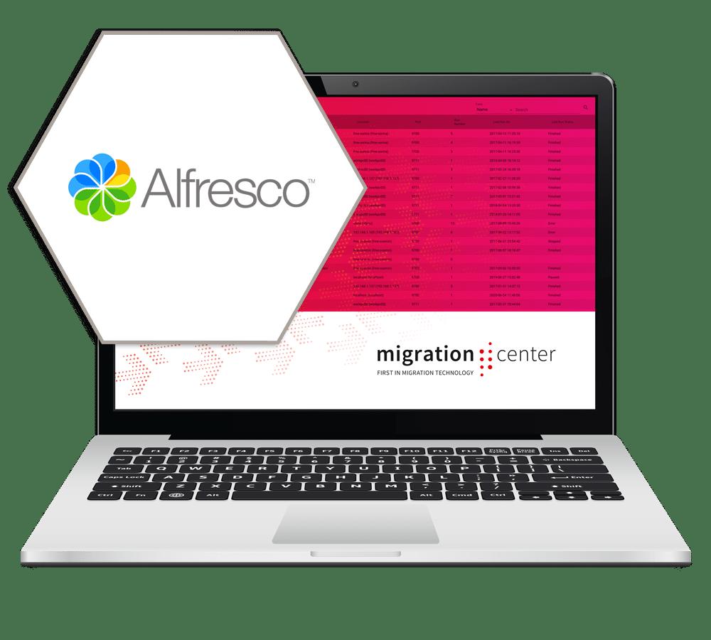Heroshot | Target Platform | Alfresco