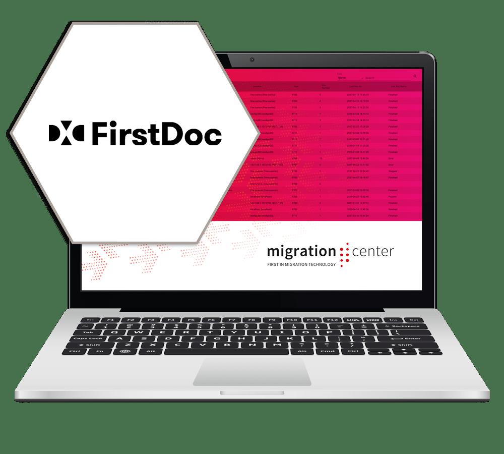 Heroshot | Target Platform | DXC FirstDoc