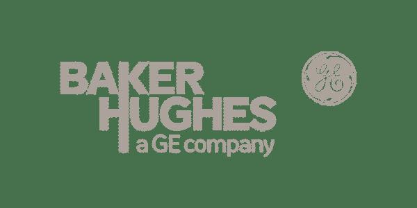 Logo | Baker Hughes | Gray