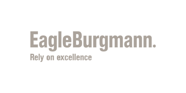 Logo | EagleBurgmann | Gray
