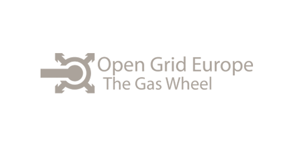 Logo | Open Grid Europe | Gray