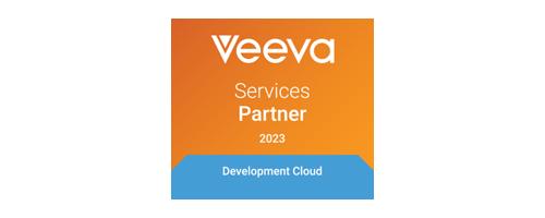 Logo | Partner | Veeva | Services | Development Cloud