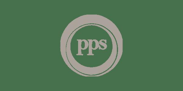 Logo | pps | Gray