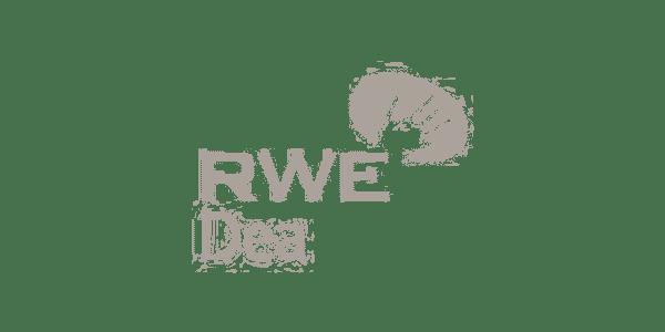 Logo | RWE Dea | Gray