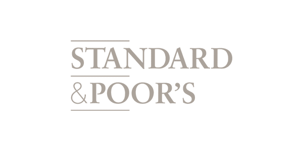 Logo | Standard and Poor's | Gray