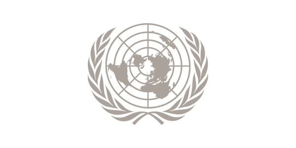 Logo | United Nations | Gray