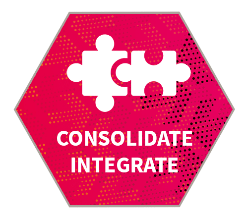 Use Case | Hexagon | Consolidate & Integrate