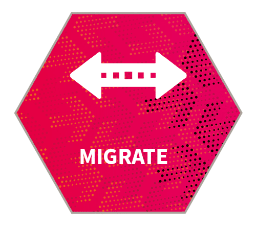 Use Case | Hexagon | Migrate