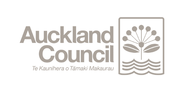 Logo | Auckland Council | Gray