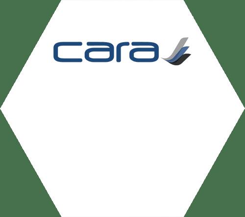 Logo | Hexagon | Target Platform | Generis CARA