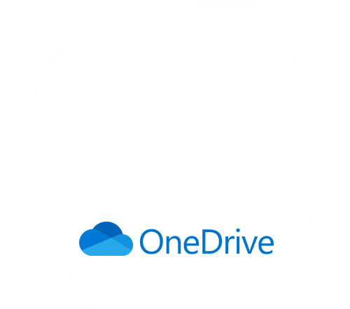 Logo | Hexagon | Microsoft OneDrive