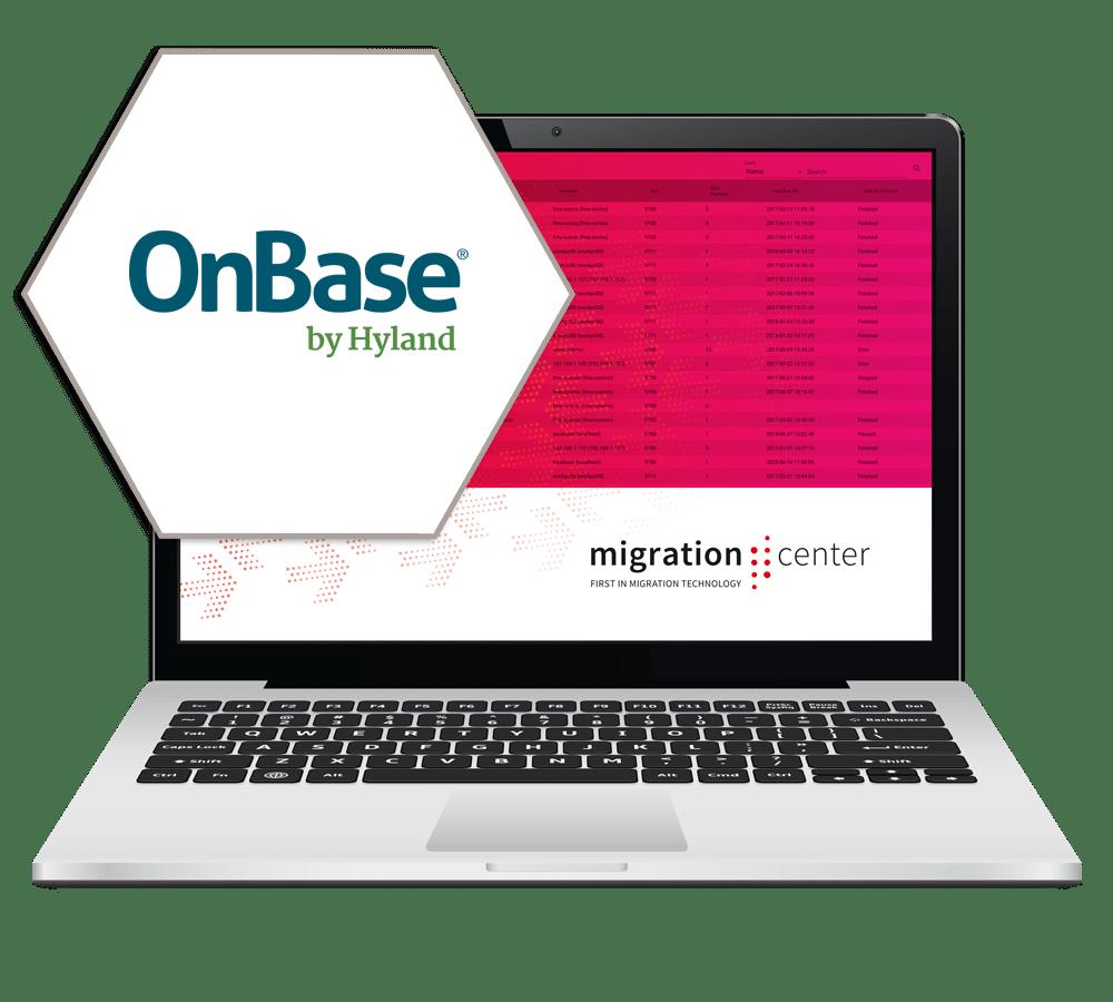 Heroshot | Target Platform | Hyland OnBase