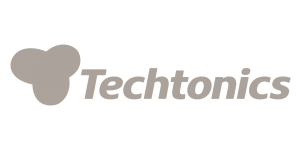 Logo | Techtonics | Gray