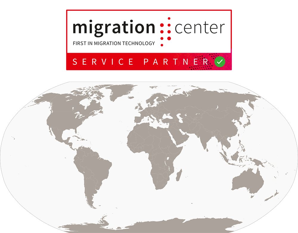 Worldmap | Service Partner