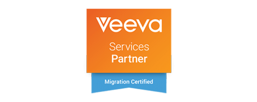 Logo | Partner | Veeva | Services | Migration Certified